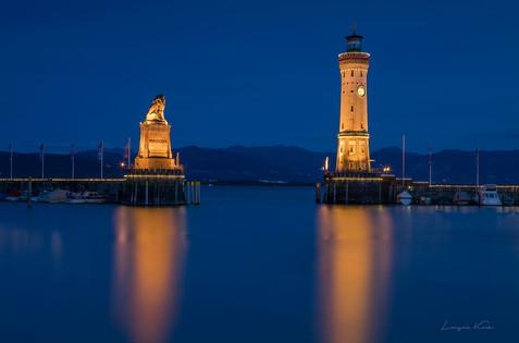 Bodensee, Lindau (Deutschland)
