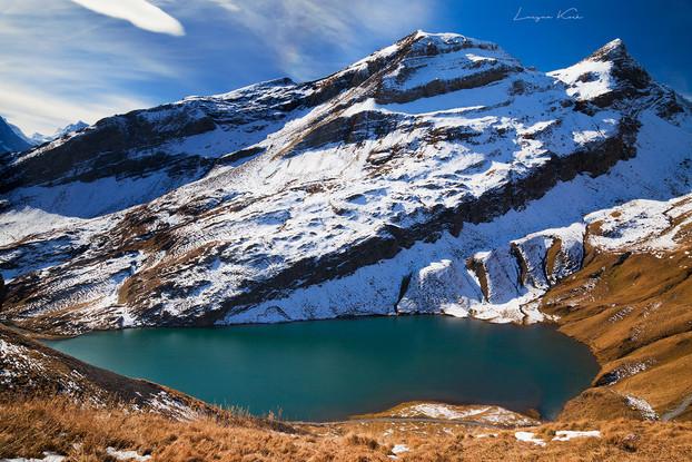 Bachalpsee, Grindelwald - First, Berner Oberland (Schweiz)