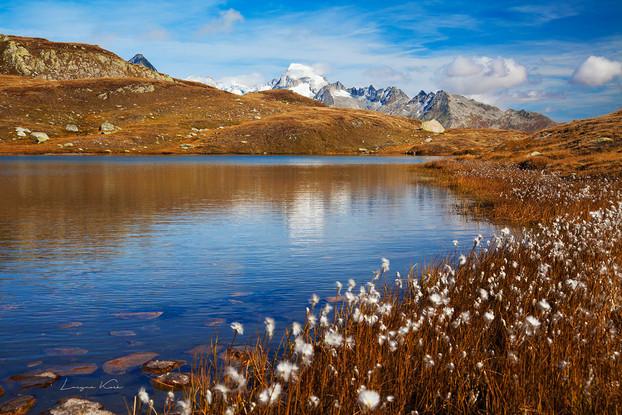 Jostsee, Grimselgebiet, Berner Oberland (Schweiz)