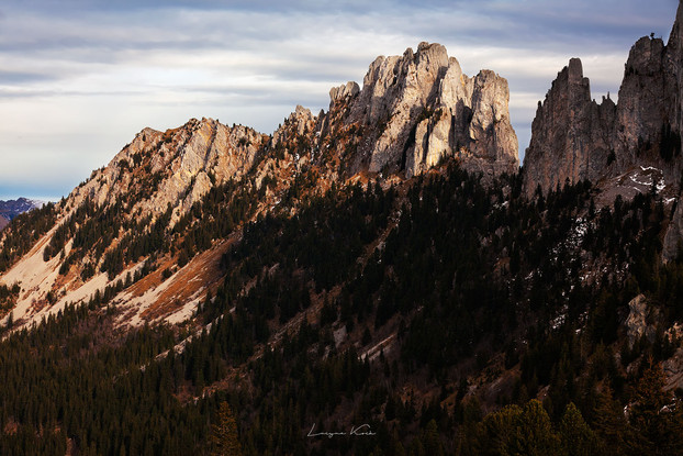 Saanenländer Dolomiten