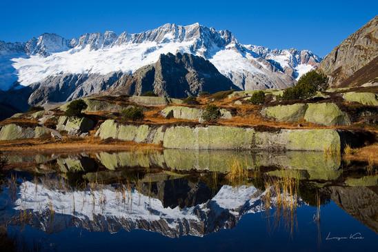 Dammastockmassiv, Gotthardgebiet (Schweiz)