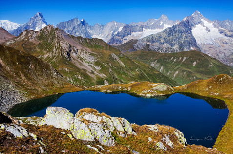 Lacs de Fenêtre, Wallis (Schweiz)