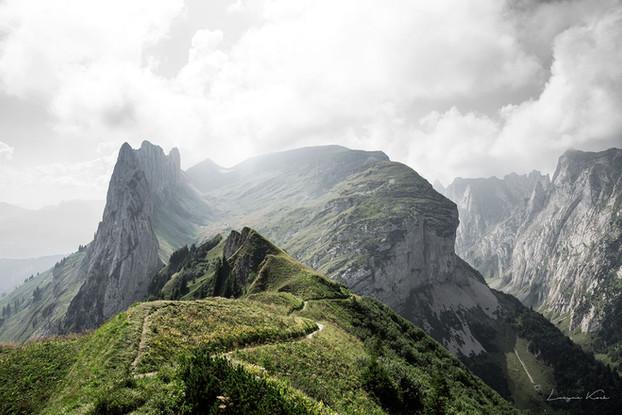 Kreuz Berge