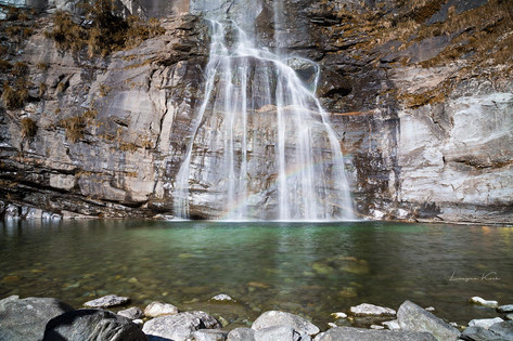 Cascata Grande, Tessin (Schweiz)