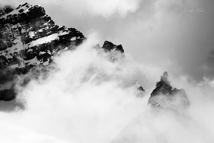 Wetterstation Jungfraujoch