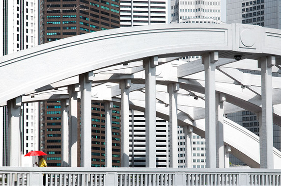 Weisse Elgin Brücke