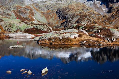 Moorsee, Sustengebiet, Berner Oberland (Schweiz)