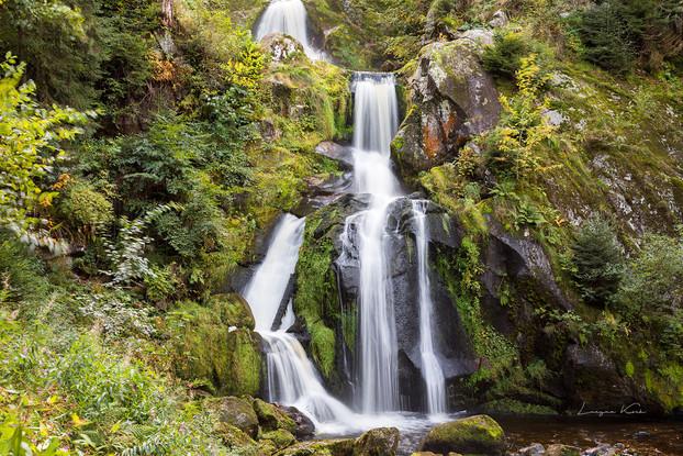 Triberger Wasserfälle, Schwarzwald (Deutschland)