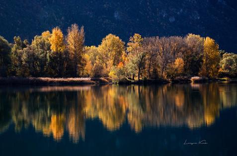 Lac de la Brèche, Wallis (Schweiz)