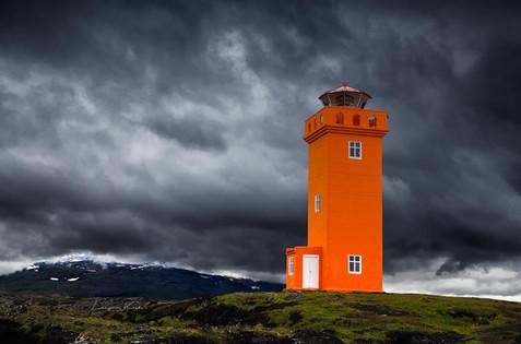 Svortuloft Lichtturm