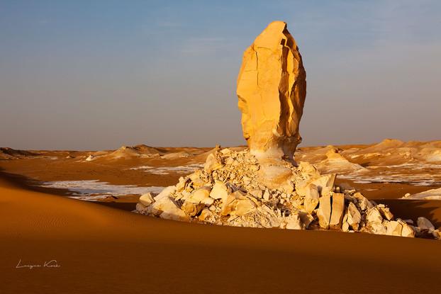 Kalkstein Skulpturen