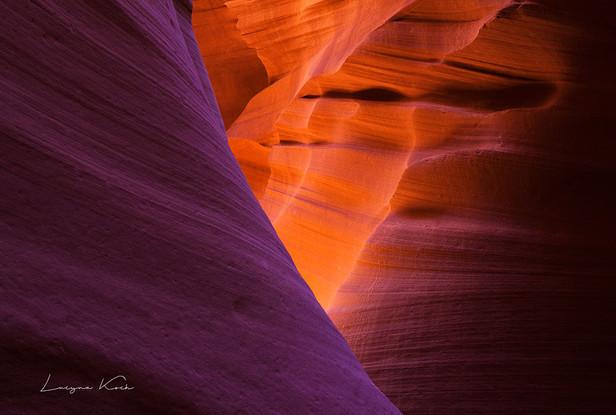 Sandstein Wassererosion