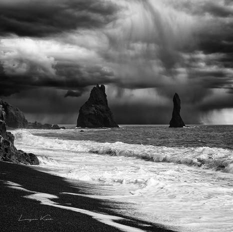 Stürmische Wetter