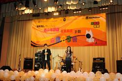 20090809「聲畫傳意」青少年原創聲畫實踐計劃音樂分享會