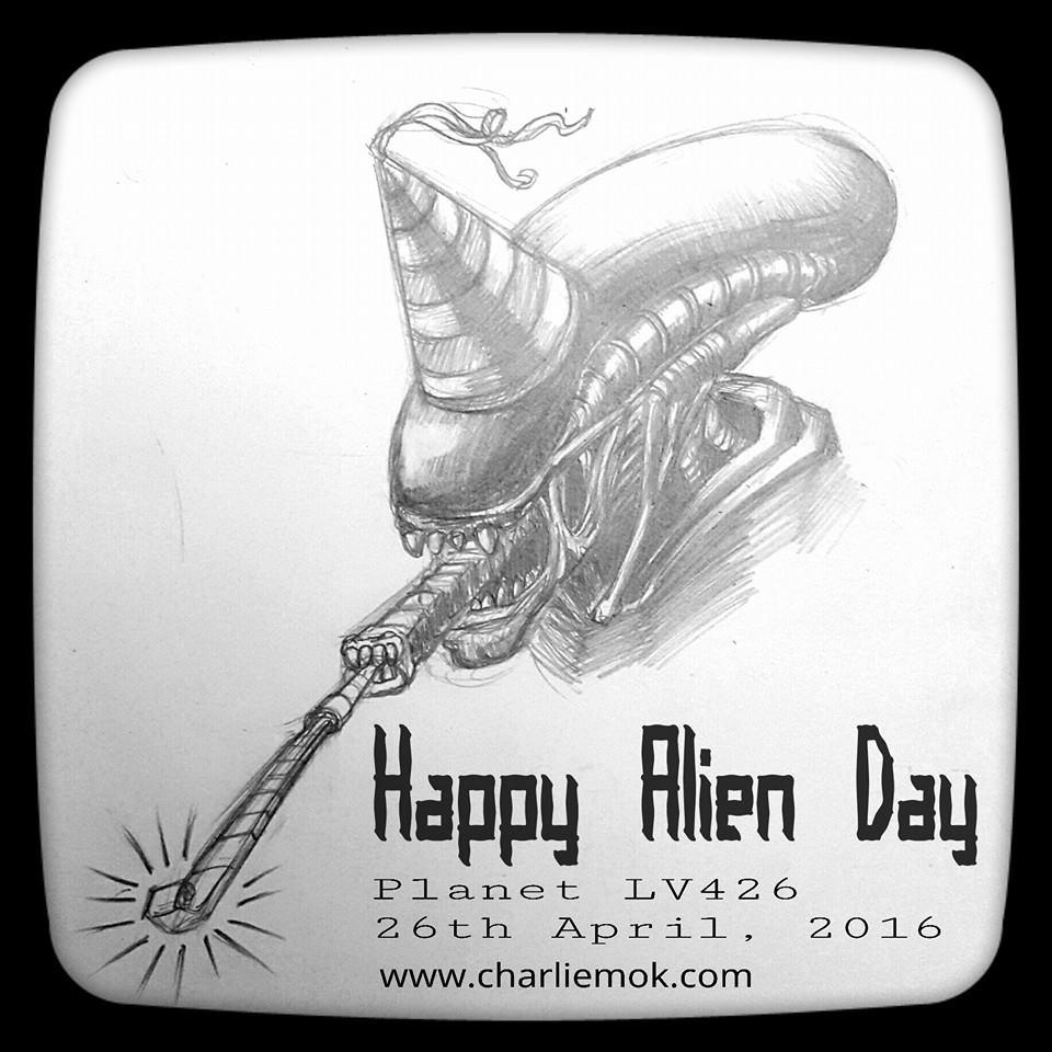 Happy Alien Day