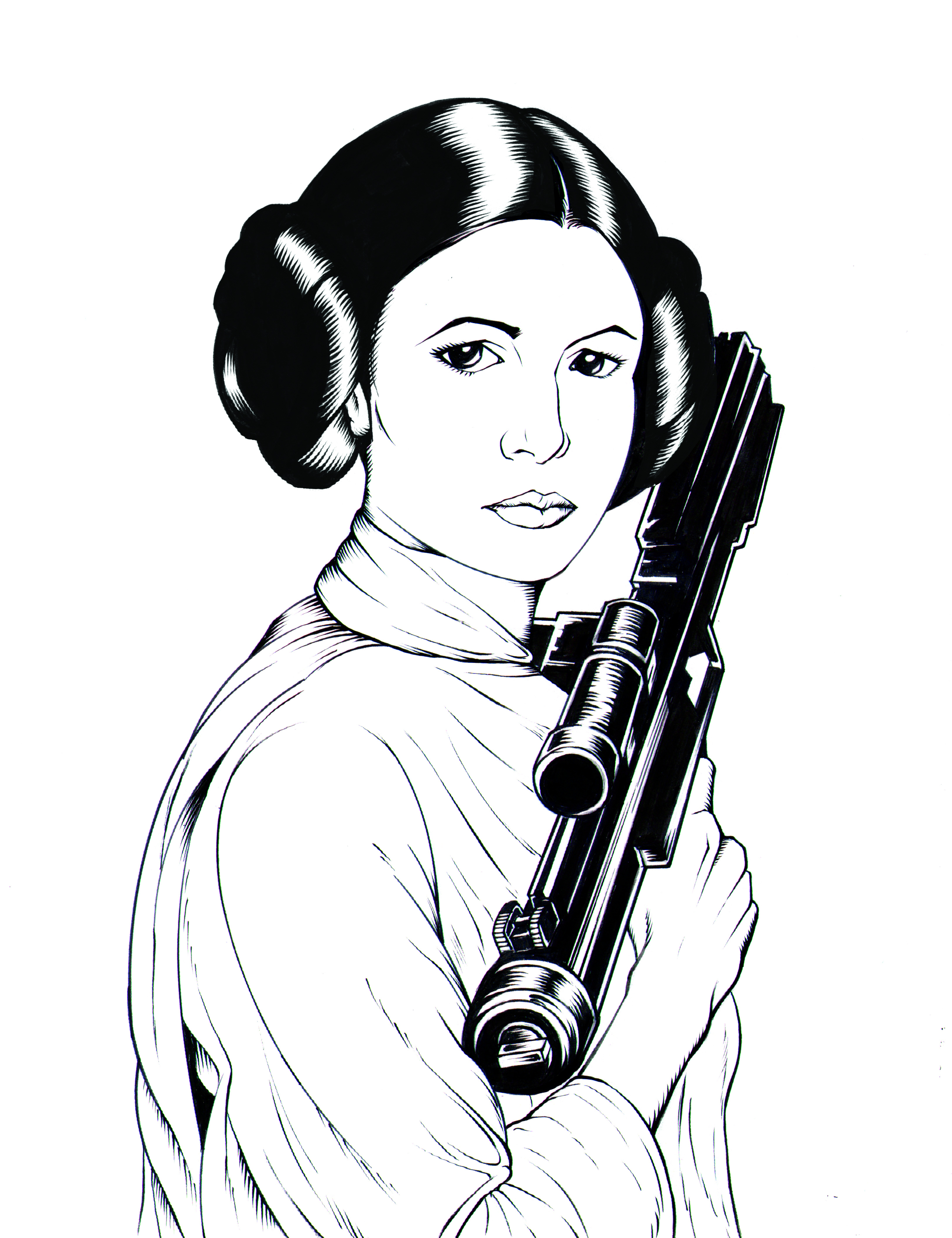 Tribute to Carrie Fisher