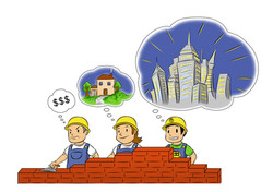 The Story of 3 Workers