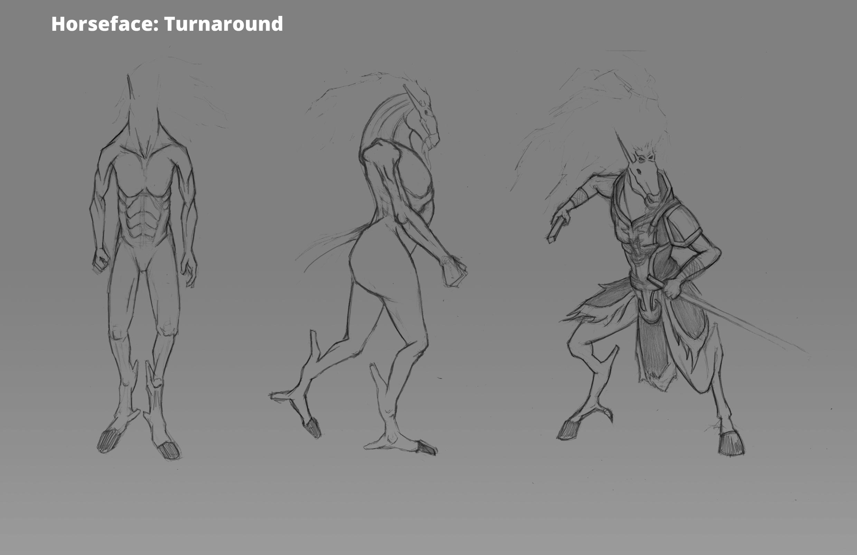 Horseface: Turnaround