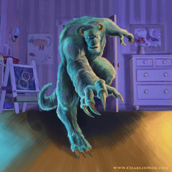 The Real Monsters Inc