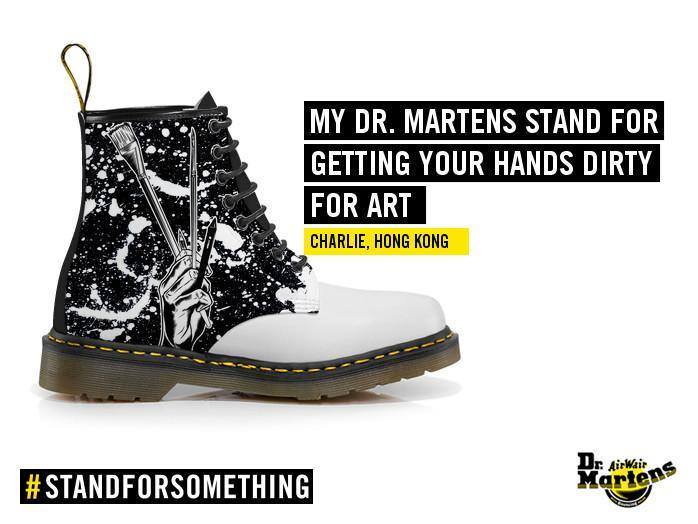 Dr Martens: Stand for Something