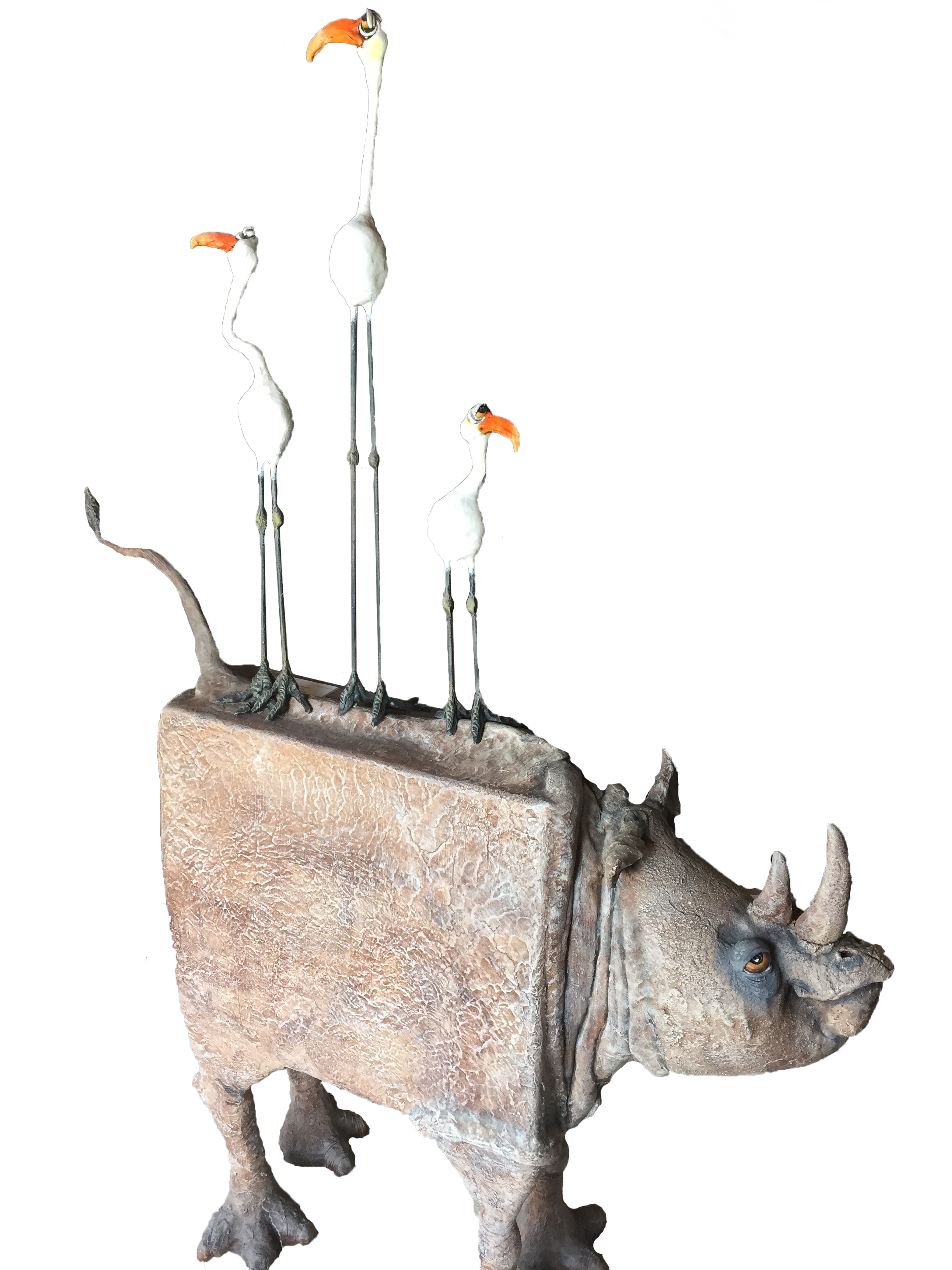 """Rhino Squared"" $12,000"