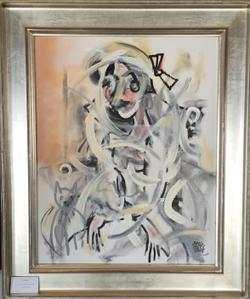"Oil on Canvas, 24""x30"" $4,200"