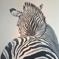 Zebra, $9,200 SOLD