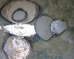 """So Time's Just Time 48""""x60"""" $7,500"""