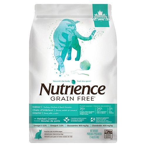 Nutrience Sans grain intérieur dinde, poulet et canard