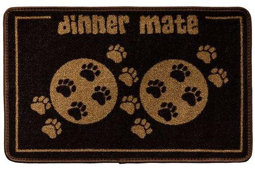 Tapis pour les bols Dinner Mate Pet Rebellion 40x60cm