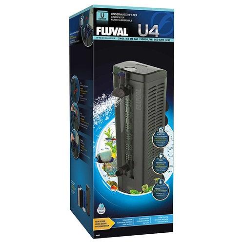 Filtreur submersible Fluval U4 (pour 34 à 65 gallons)