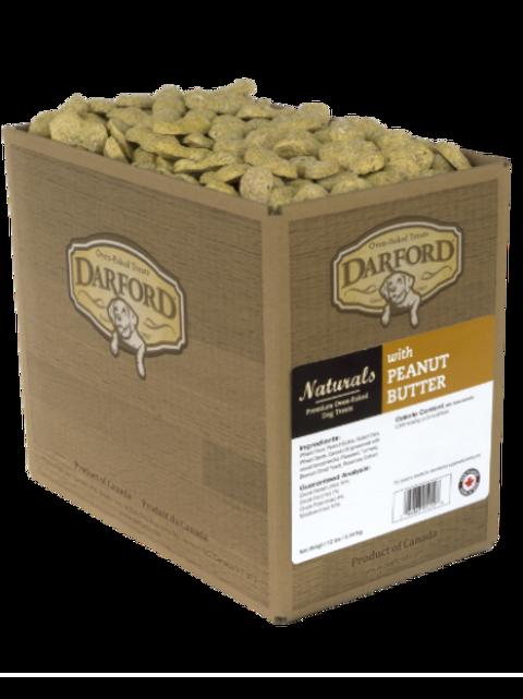 Darford gâteries beurre d'arachide (sac de vrac d'environ 320gr)