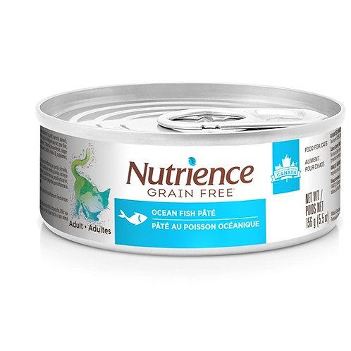Nutrience Sans grain conserve en pâté poisson océanique