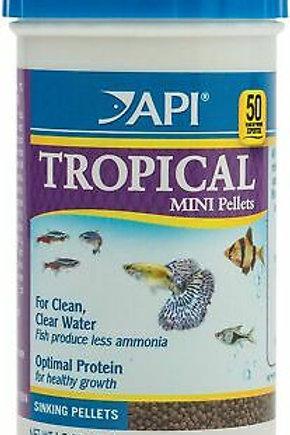 Mini granulés tropicaux API 48gr