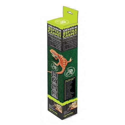 Tapis vert souple pour reptiles Komodo