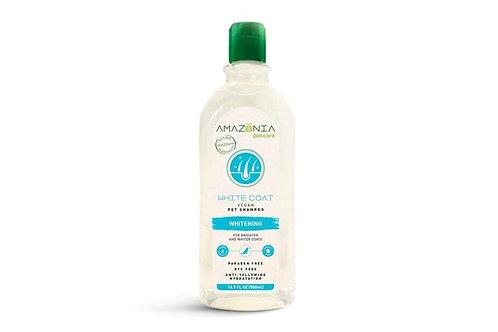 Shampooing végane blanchissant Amazonia PetCare 500ml