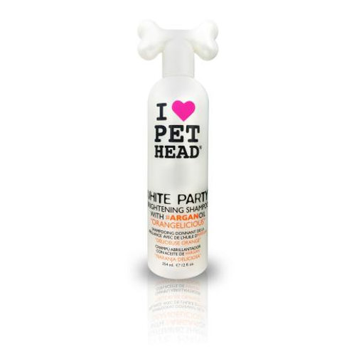 Shampooing brillant orange délicieuse I Love Pet Head 354ml