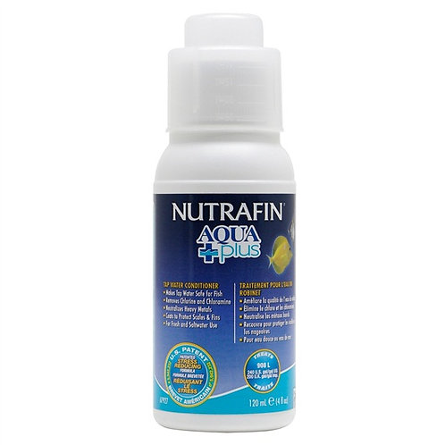 Traitement pour eau du robinet Nutrafin 120ml