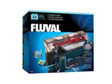 Filtreur à moteur Fluval C4 (pour 40 à 70 gallons)