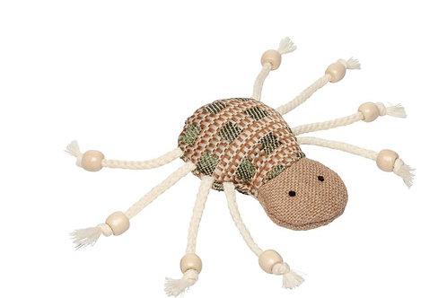 Araignée en peluche et corde Bud'z