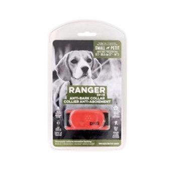 Collier anti-aboiement son/vibration Ranger Zeus