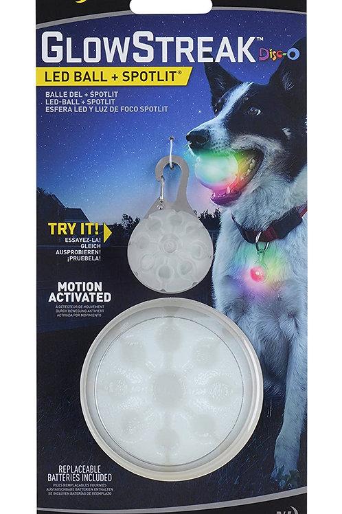 Duo pendentif et balle lumineuse GlowStreak Nite Ize