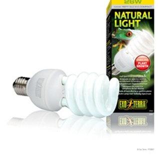 Ampoule naturel de jour (UVA) 26W ExoTerra