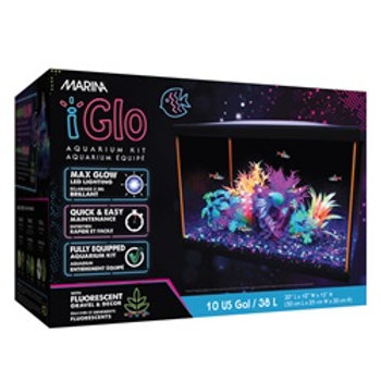 Aquarium équipé iGlo Marina, 38 L (10 gal US)