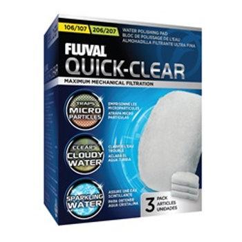 Bloc de polissage de l'eau pour filtreur Fluval 104/105/106 et 204/205/206