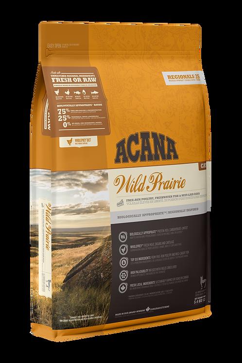 Nourriture Wild Prairies régionals poulet sans grains Acana