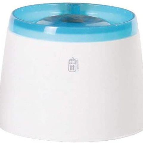 Abreuvoir électrique CatIt Fresh and Clear bleue 2L