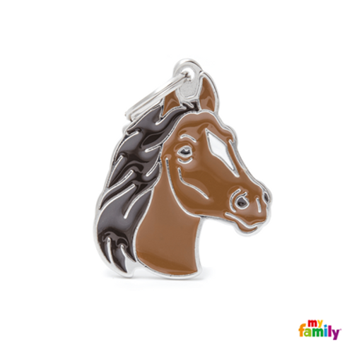 Médaille MyFamily Wild Cheval