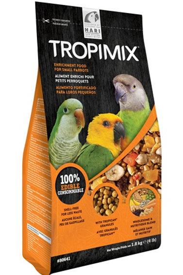 Tropimix granulés et mélange sain Hari 1.8kg