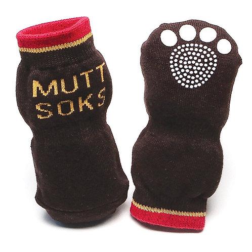 Chaussettes antidérapantes MuttSoks MuttLuks
